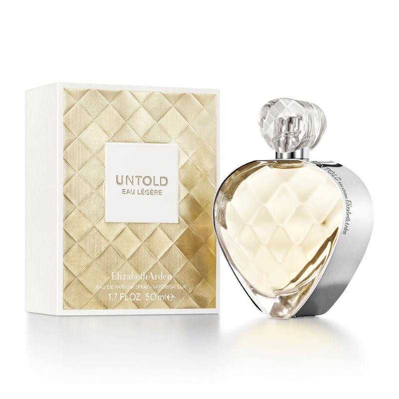 Elizabeth Arden UNTOLD WOMAN парфюмированная вода 50 мл12411Пряные, цитрусовые. Бергамот, груша, перец, черная смородина, мускус, пачули, сандаловое дерево, янтарь, гардения, жасмин