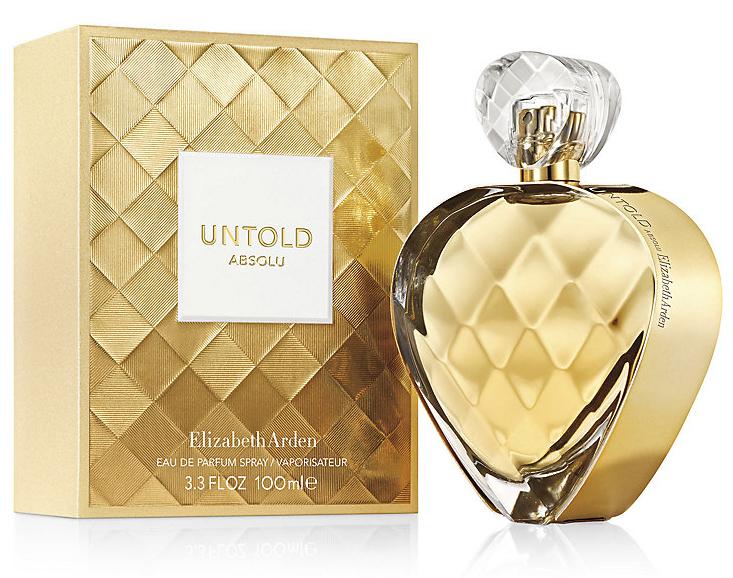 Elizabeth Arden UNTOLD ABSOLU WOMAN парфюмированная вода 100 мл13120Фруктовые, цветочные. Цветочные ноты, ежевика, слива, амбра