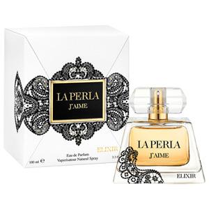 La Perla J_AIME ELIXIR WOMAN парфюмированная вода 100 мл13364Восточные, цветочные. Бергамот, мандарин, перец, гелиотроп, корень ириса, роза, дубовый мох, карамель, мускус