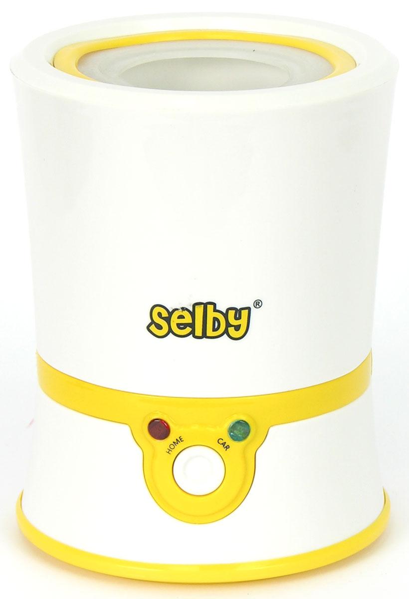 Selby Подогреватель детского питания BW-11827414Selby BW-11 - подогреватель детского питания с функцией стерилизации, подогрев в котором осуществляется без добавления воды, что обеспечивает быстрый и равномерный разогрев молока, смеси и детского питания. Температура нагрева составляет 40°C, также устройством предусмотрено автоматическое поддержание температуры, силиконовое кольцо для фиксации бутылочки и наиболее равномерного подогрева питания и система термостатического контроля, которая исключает перегрев пищи. В комплекте вы найдете автомобильный адаптер, который позволит использовать устройство в путешествиях.
