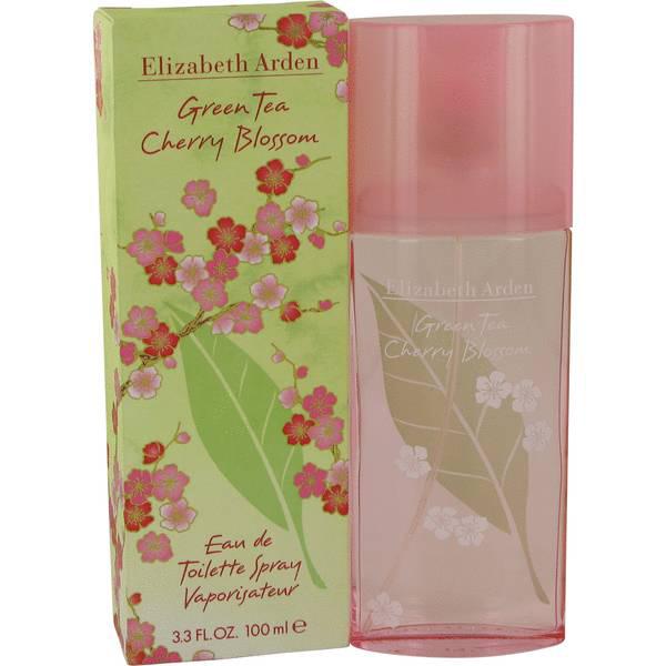 Elizabeth Arden Green Tea Cherry Blossom Туалетная вода, 100 мл