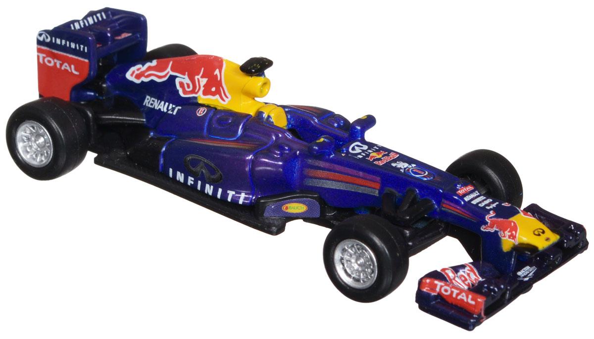 Bburago Модель автомобиля Формула-1 Red Bull D-C RB9 цвет синий