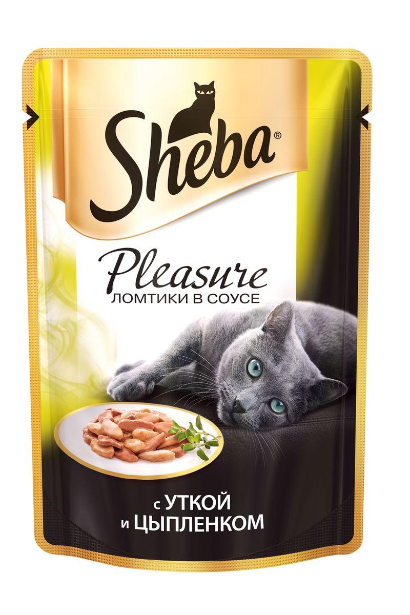 Консервы Sheba