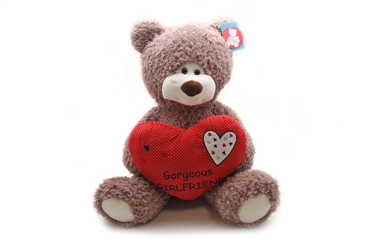 Magic Bear Toys Мягкая игрушка Мишка Альвисс013СВХ502-3ск