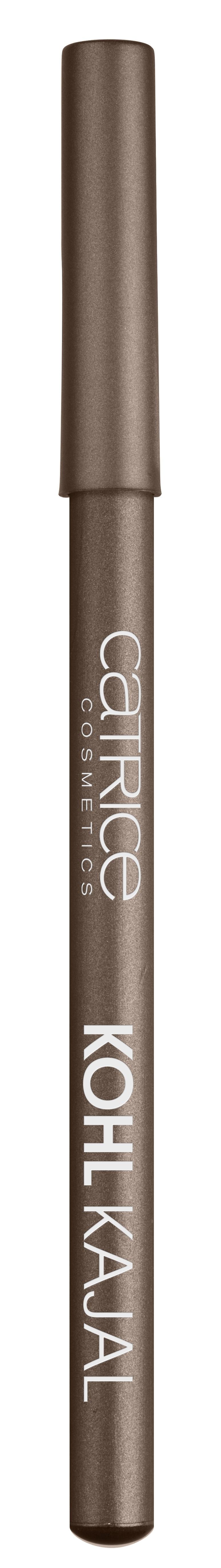 CATRICE Контур для глаз Kohl Kajal 140 коричневый, 1,1гр73239Идеальный карандаш для выполнения макияжа Smokey Eyes. Стойкий, хорошо тушуется, имеет восковую основу. Создает мягкий эффектный контур.