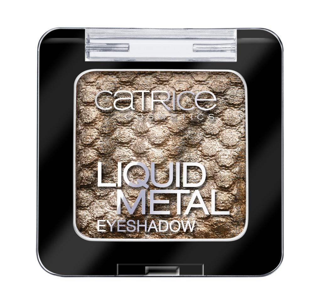 CATRICE Тени для век Liquid Metal Eyeshadow 030 We Are The Champagnes шампань, 3гр75340Инновационная текстура, восхитительная пигментация и уникальная цветовая дисперсия, обеспечивающая шикарный эффект жидкого металла, которыми обладают тени из линейки Liquid Metal, несомненно, помогут Вам создать невероятный макияж глаз!