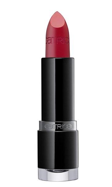 CATRICE Губная помада Ultimate Colour Lipstick 310 Red My Lips огненно-красный, 3,8гр76859Высоко пигментированные, богатые оттенки идеальное покрытие и блеск, а также гладкая, сливочная и долгосрочные текстуры: цвет который длится в течение нескольких часов. Эта помада насыщена пигментами, поэтому подарит Вашим губам яркий цвет на целый день