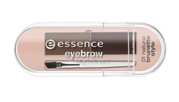 Essence Набор для бровей компактный eyebrow stylist set, 2гр