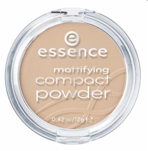 essence Пудра компактная Mattifying Compact powder т.04, 12гр (Essence)