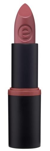 essence Губная помада longlasting lipstick темно-коричневый т.06, 3,8гр74875Коллекция «longlasting lipstick» - это множество красивых оттенков губной помады, поэтому каждая девушка сможет выбрать себе подходящий ей цвет. Любая помада из этой серии имеет хорошо пигментированный цвет и на несколько часов придаёт губам безупречный ухоженный вид. Вы можете выбрать как нюдовые (например, оттенок 5, 11), так и яркие насыщенные цвета (оттенки 2, 3). Помады представлены в чёрной матовой пластиковой упаковке с цветной полоской, совпадающей с оттенком помады. Плотная крышка защищает помаду от возможности открываться без необходимости.