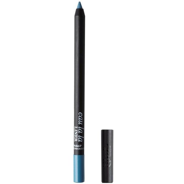 SLEEK MAKEUP Контур для глаз и губ EAU LA LA Cobalt Blue голуб, 0.005гр96037256Скульптурирование лица всегда работает по принципу бронзер+хайлайтер+румяна - именно эта must have комбинация реализована в одном из лучших продуктов Sleek MakeUP