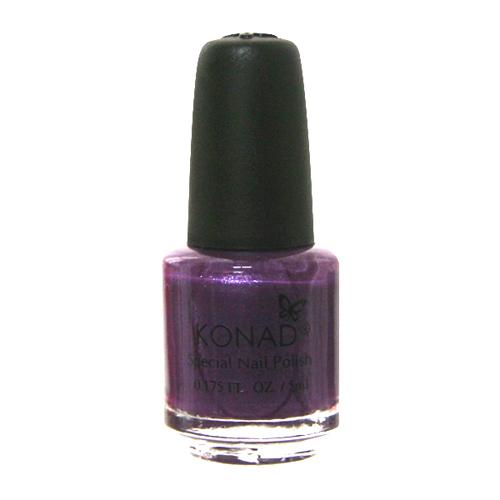 Konad Специальный лак для стемпинга Фиолетово-перламутровый S18 Violet Pearl 5 млSN-SP5-S018Специальный лак для стемпинга 5 мл