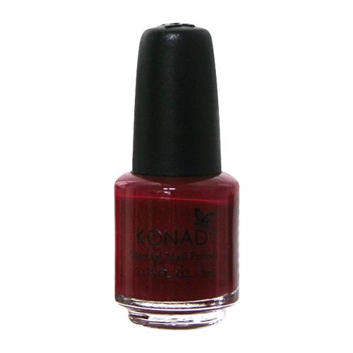 Konad Специальный лак для стемпинга Темно-красный S38 Dark Red 5 млSN-SP5-S038Специальный лак для стемпинга 5 мл
