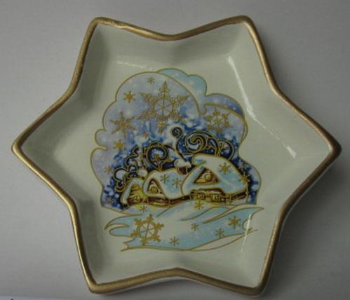 Декоративная тарелка-26104 (15,5х15,5х2,5см) (керамика)26104Декоративная тарелка-26104 (15,5х15,5х2,5см) (керамика)