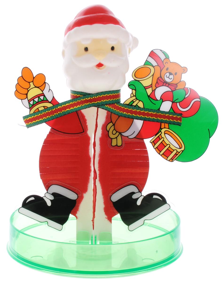 Bondibon Набор для творчества Волшебный Дед МорозВВ1306Дети обожают творчество, а вдвойне приятно, если созданная вещь сможет стать новогодним подарком или замечательным предметом декора! Главного сказочного персонажа на празднике Нового года ребенок изготовить сам! В этом ему поможет набор для творчества Bondibon. В набор входит бумажный каркас из двух частей, подставка, а также специальный реактив. Дед Мороз станет украшением интерьера и восхитительным сюрпризом для вас и ваших друзей. Не откажите себе и своему ребенку в удовольствии самостоятельно изготовить прекрасный новогодний аксессуар!