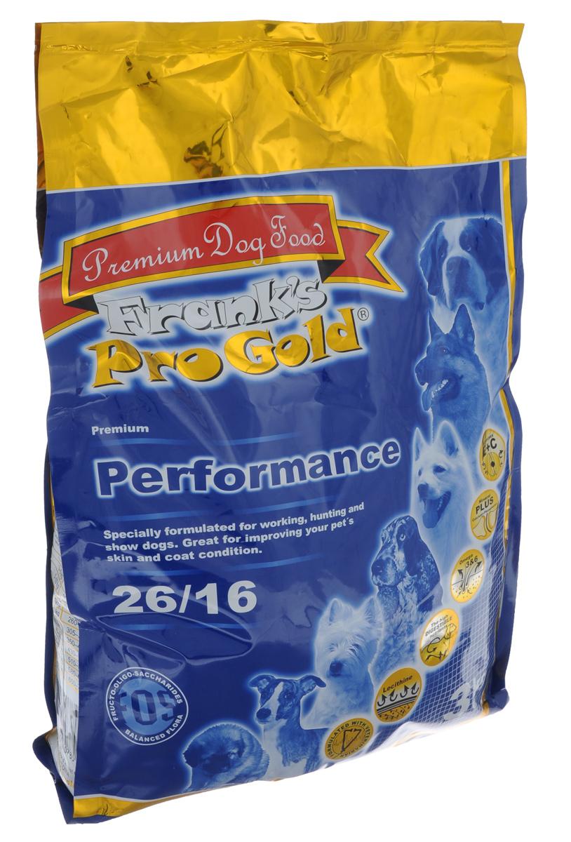 Корм сухой Franks ProGold Достойная победа для энергичных собак, 3 кг17919Franks ProGold Достойная победа - полностью сбалансированный корм для энергичных собак. Такой корм обеспечивает крепкие кости и зубы, поддержку иммунитета, здоровую шерсть и кожу, развитую мускулатуру. Состав: мясо курицы, рис, злаки, куриный жир, свекла, рыбная мука, ячмень, семена льна, дрожжи, яичный порошок, куриная печень, минералы и витамины, гидролизат хрящей (источник хондротина), гидролизат ракообразных (источник глюкозамина), L-карнитин, лецитин (0,5%), инулин (0,5% фруктоолигосахариды), таурин. Пищевая ценность: белки 26,0%, жиры 16,0%, клетчатка 2,5%, зола 6,5%, влажность 8,0%, фосфор 0,8%, кальций 1,25%. Вес: 3 кг. Товар сертифицирован.