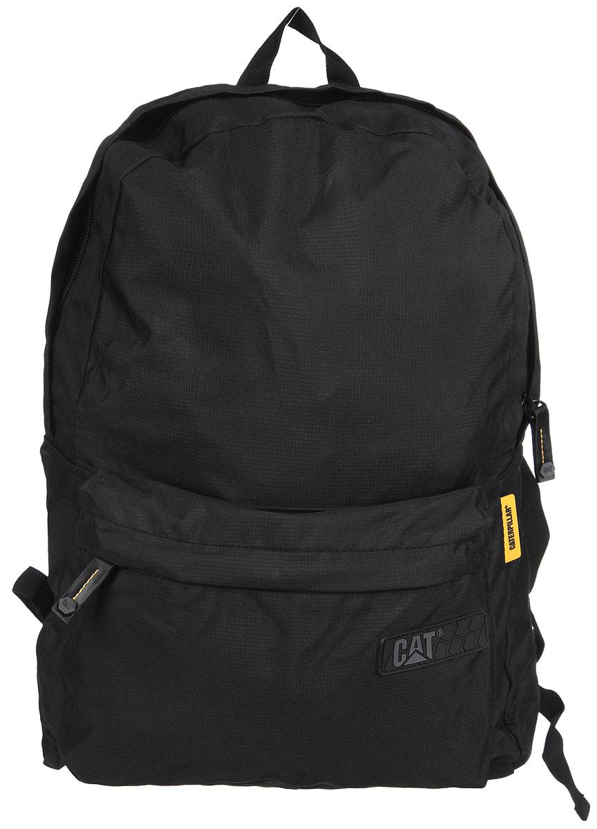 Рюкзак Caterpillar Spare Parts, цвет: черный, 16 л