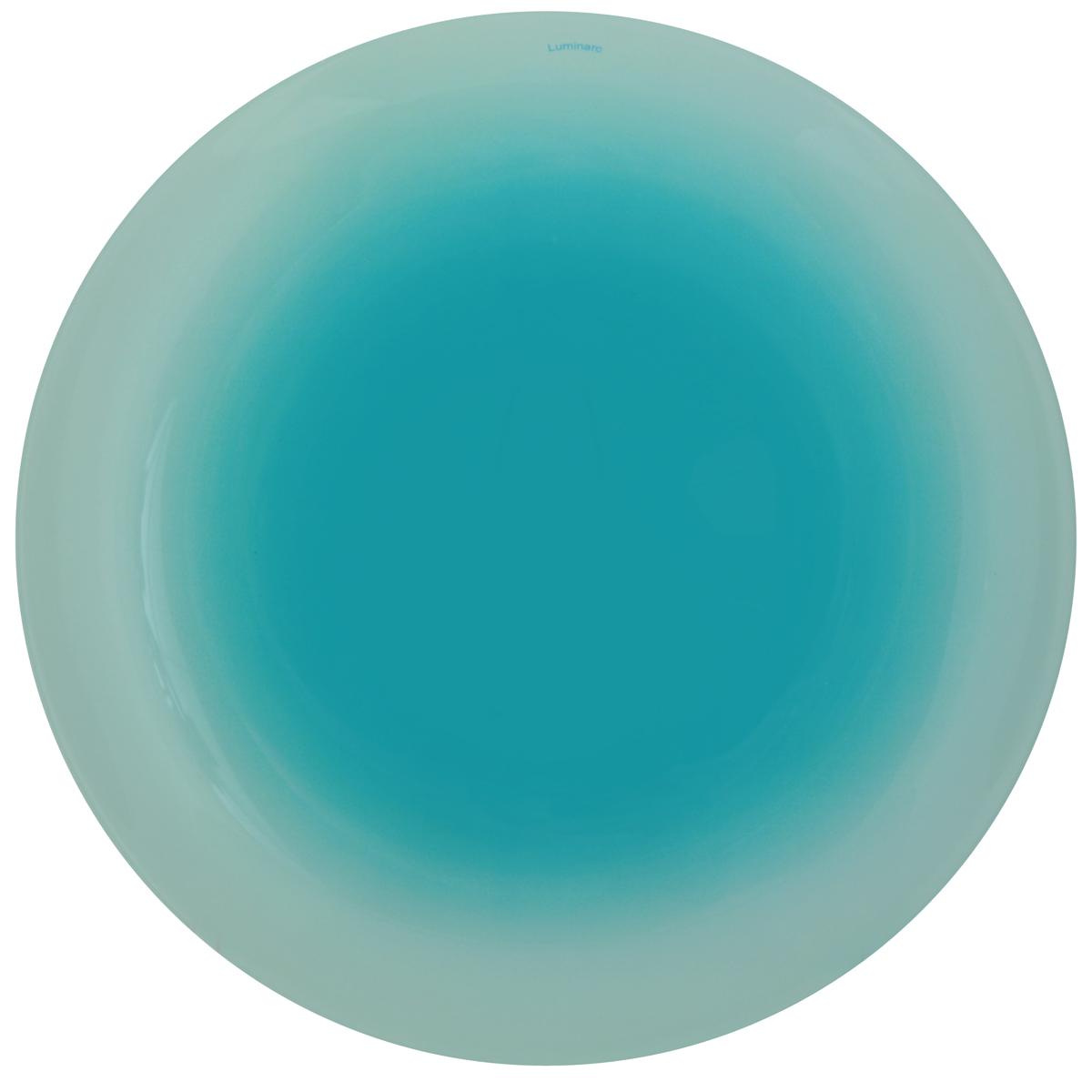 Тарелка обеденная Luminarc Fizz Frozen, диаметр 25 смH7251Обеденная тарелка Luminarc Fizz Frozen изготовлена из высококачественного стекла. Изящный дизайн придется по вкусу и ценителям классики, и тем, кто предпочитает утонченность. Тарелка Luminarc Fizz Frozen идеально подойдет для сервировки стола и станет отличным подарком к любому празднику. Диаметр: 25 см.