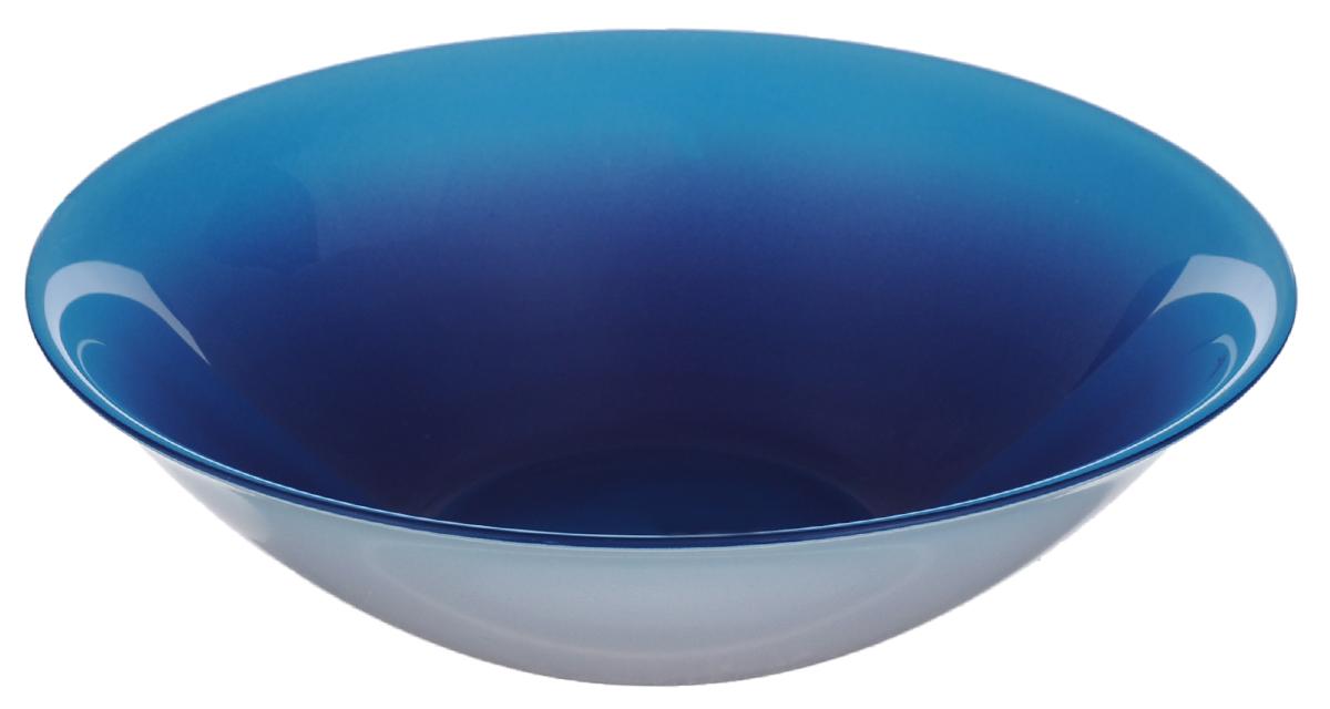 Миска Luminarc Fizz Ice, диаметр 16,5 смG9557Миска Luminarc Fizz Ice выполнена из высококачественного стекла. Изделие сочетает в себе изысканный дизайн с максимальной функциональностью. Она прекрасно впишется в интерьер вашей кухни и станет достойным дополнением к кухонному инвентарю. Миска Fizz Ice подчеркнет прекрасный вкус хозяйки и станет отличным подарком. Диаметр миски (по верхнему краю): 16,5 см. Высота стенки: 5 см.