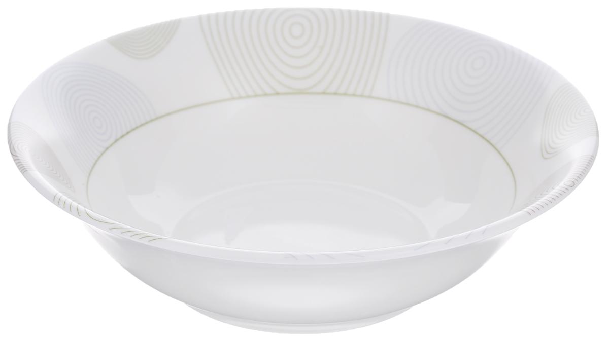 Миска Luminarc Variances, диаметр 16 смH8737Миска Luminarc Variances выполнена из высококачественного стекла. Изделие сочетает в себе изысканный дизайн с максимальной функциональностью. Она прекрасно впишется в интерьер вашей кухни и станет достойным дополнением к кухонному инвентарю. Миска Variances подчеркнет прекрасный вкус хозяйки и станет отличным подарком. Диаметр миски (по верхнему краю): 16 см. Высота стенки: 5 см.