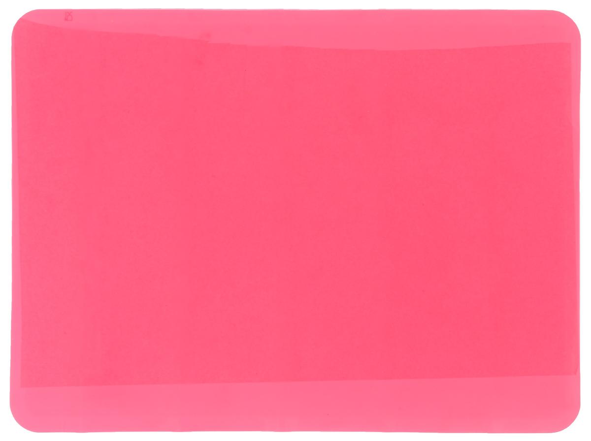 Коврик для теста Marmiton, цвет: темно-розовый, 38 см х 28 см16065_темно-розовыйСиликоновый коврик Marmiton подходит для раскатки теста и обработки других продуктов. Он идеально прилегает к поверхности стола. Также коврик можно использовать в духовках и микроволновых печах при температуре от +230°С до -40°С. Материал легко моется, устойчив к фруктовым кислотам.