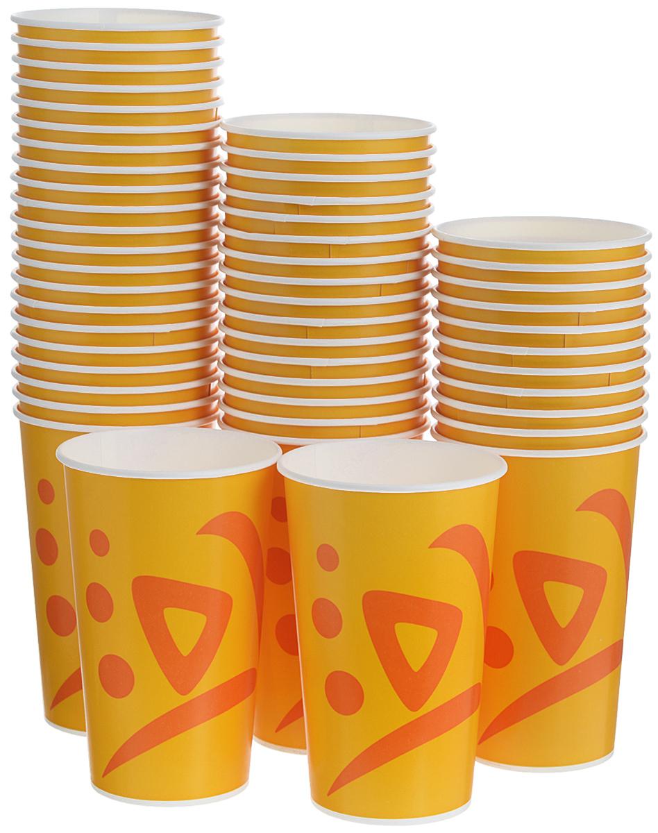 Набор одноразовых стаканов Huhtamaki Whizz, 400 мл, 50 штПОС07710Одноразовые стаканы Huhtamaki Whizz изготовлены из плотной бумаги и оформлены оригинальным рисунком. Изделия предназначены для подачи холодных напитков. Вы можете взять их с собой на природу, в парк, на пикник и наслаждаться вкусными напитками. Несмотря на то, что стаканы бумажные, они очень прочные и не промокают. Диаметр стакана (по верхнему краю): 9 см. Высота стакана: 13,5 см.