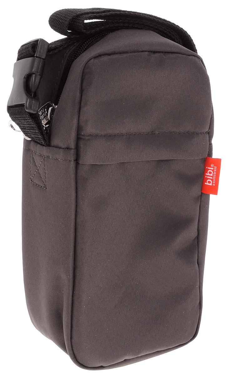 Bibi Сумка-термос для бутылочек103692/02.173-40Сумка-термос для бутылочек Bibi с практичным ремнем, длину которого можно регулировать, идеально подходит для непродолжительных прогулок. Детское питание до 4 часов остается достаточно холодным или теплым. В сумке-термосе бутылочка надежно защищена от повреждений. Благодаря идеальному размеру, в ней достаточно места для бутылочек Bibi любой формы и размера, даже с широким горлышком. Сумку-термос можно чистить влажной тканью (мыльной водой) внутри и снаружи. Не промокает.