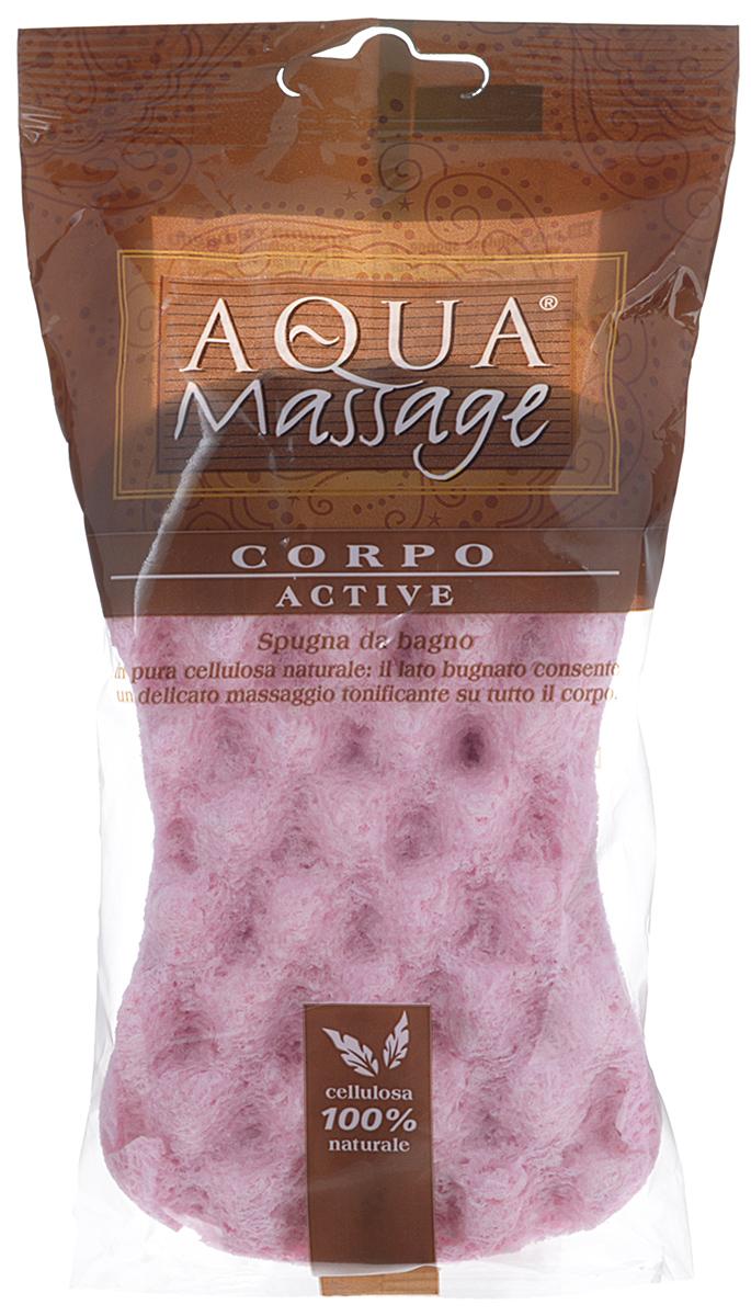 Губка для тела Arix, ребристая, с массажным эффектом, цвет: розовый, 14 х 8,5 х 3,5 смAR175_розовыйГубка для тела Arix изготовлена из натуральной целлюлозы с ребристой поверхностью и массажным эффектом. Изделие хорошо впитывает, легко принимает удобную форму в руке. При использовании обеспечивает бережный уход за телом.