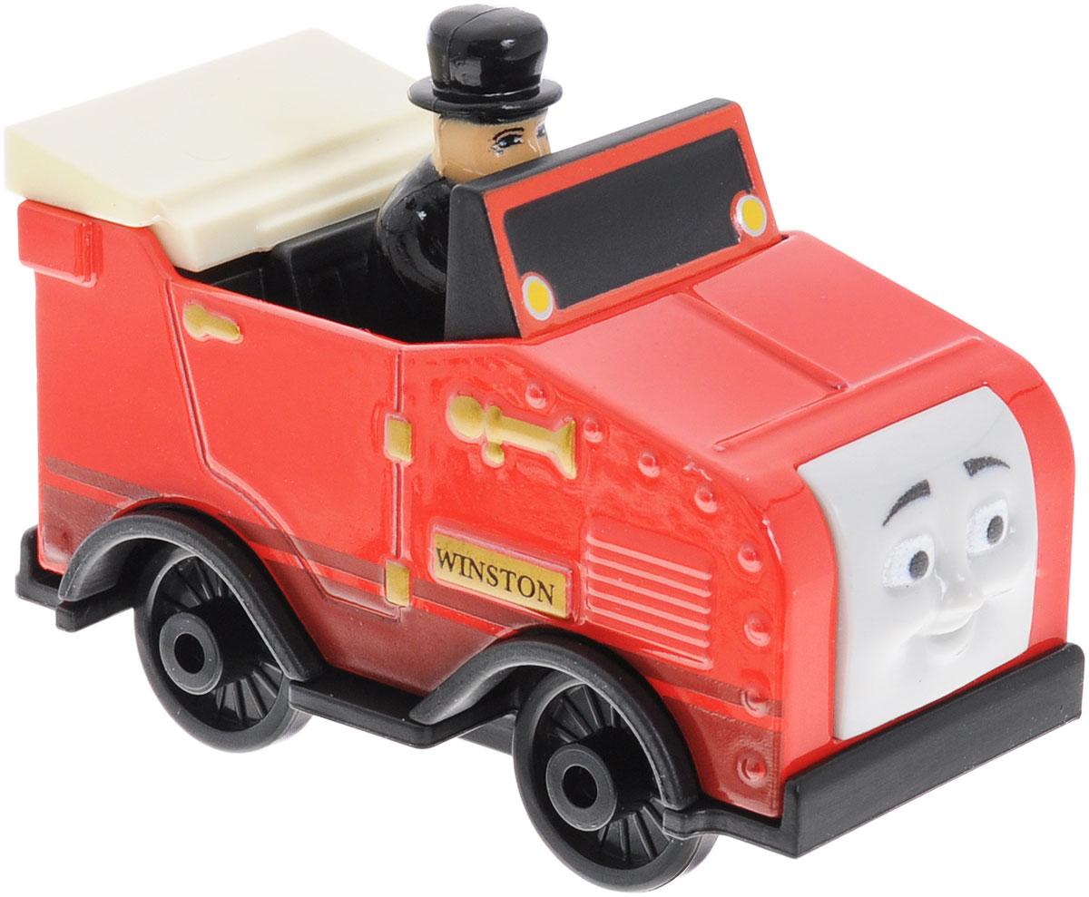 Thomas & Friends Базовый паровозик Уинстон