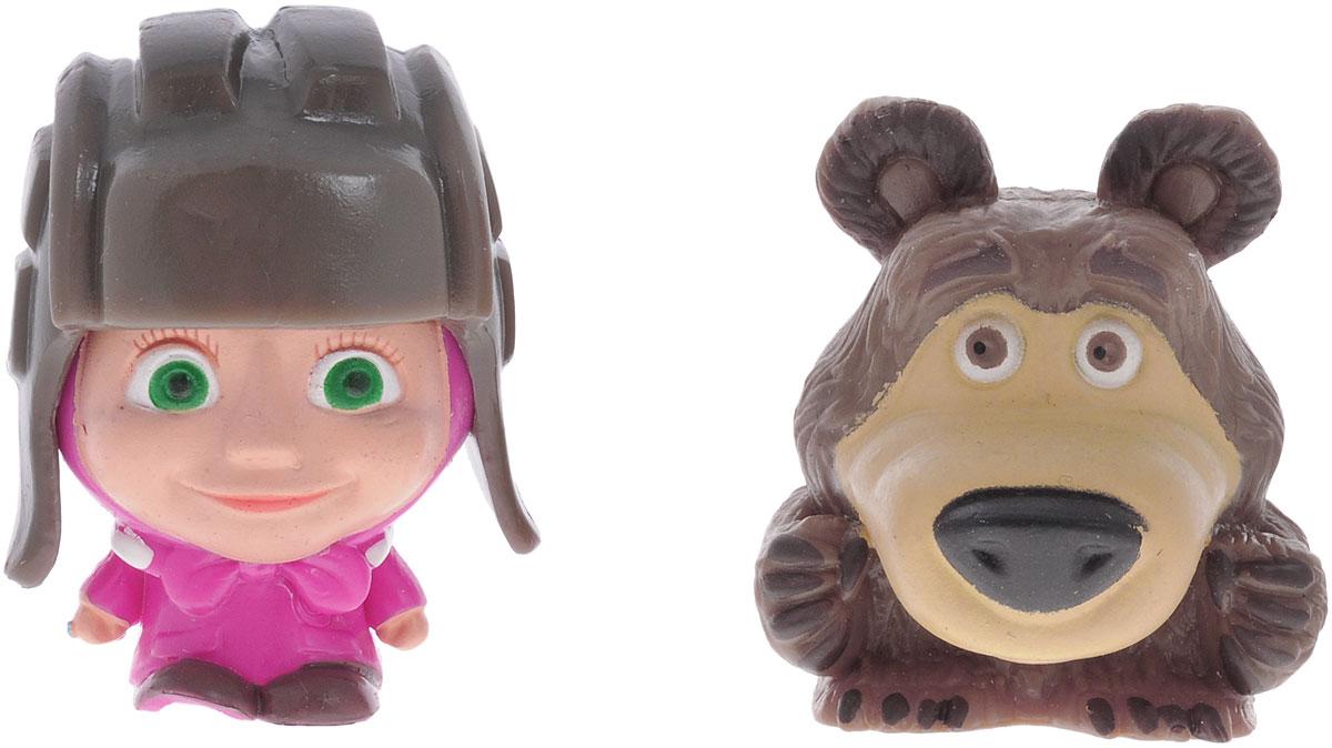 Маша и Медведь Фигурка-мялка 2 шт, в шапке танкиста36300-0000012-01Фигурки-мялки Маша и Медведь непременно понравятся вашему малышу! Игрушки изготовлены из безопасной термопластичной резины с жидким наполнителем, благодаря чему их можно сжимать, крутить, кидать - а они всегда будут возвращаться в первоначальный вид. Фигурки-мялки способствуют развитию мелкой моторики пальцев рук, развивают творческое мышление, укрепляют кистевые мышцы рук, создают позитивный эмоциональный фон и являются замечательным антистрессом. Порадуйте своего ребенка таким замечательным подарком!