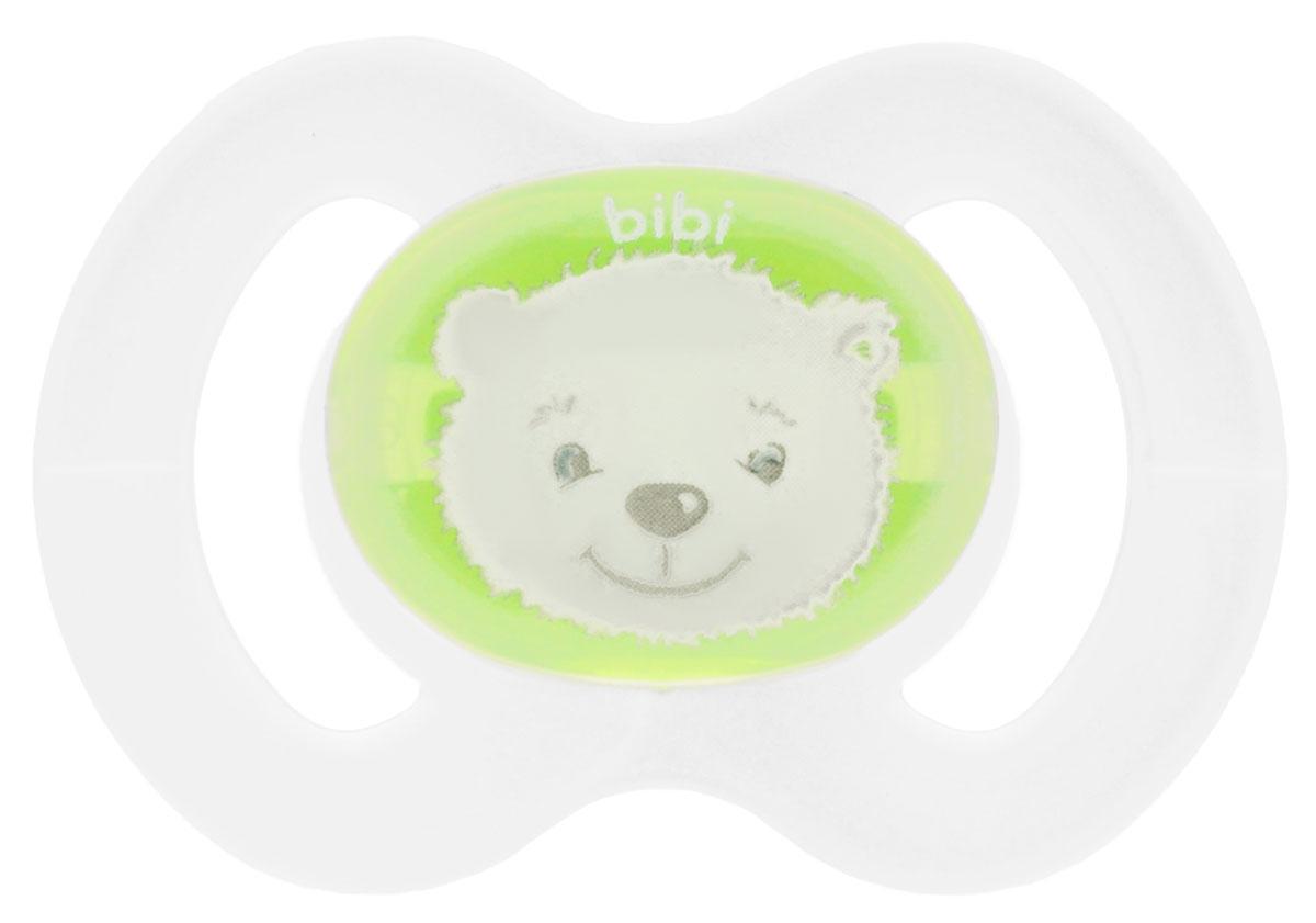 Bibi Пустышка силиконовая Dental Newborn от 0 до 2 месяцев