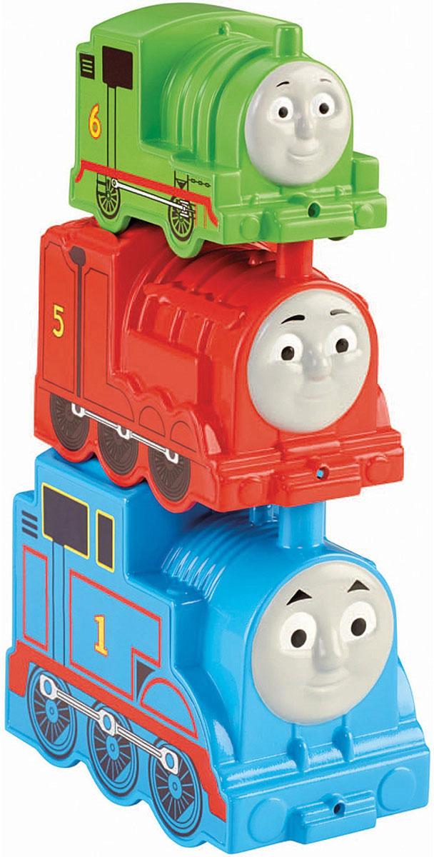 Thomas&Friends Игровой набор Кубики-паровозики