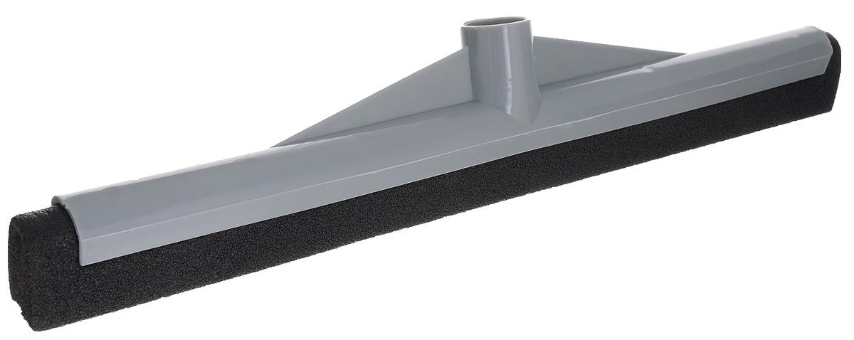 Сгон для воды Apex, длина 35 см11230-AСгон для воды Apex предназначен для удаления воды в помещениях с ровными полами. Лезвие сгона выполнено из мягкого, эластичного материала - неопрена, который плотно прилегает к убираемой поверхности, что позволяет делать уборку качественно и быстро. Наиболее эффективна уборка воды на твердых поверхностях из плитки, гладкого бетона, линолеума. Допускается использование указанного сгона также и вне зданий (парадные зданий, на автомойках, на открытых площадках, уложенных плиткой). Не рекомендуется использовать на грубых поверхностях, так как это грозит сильным износом лезвия-стяжки.