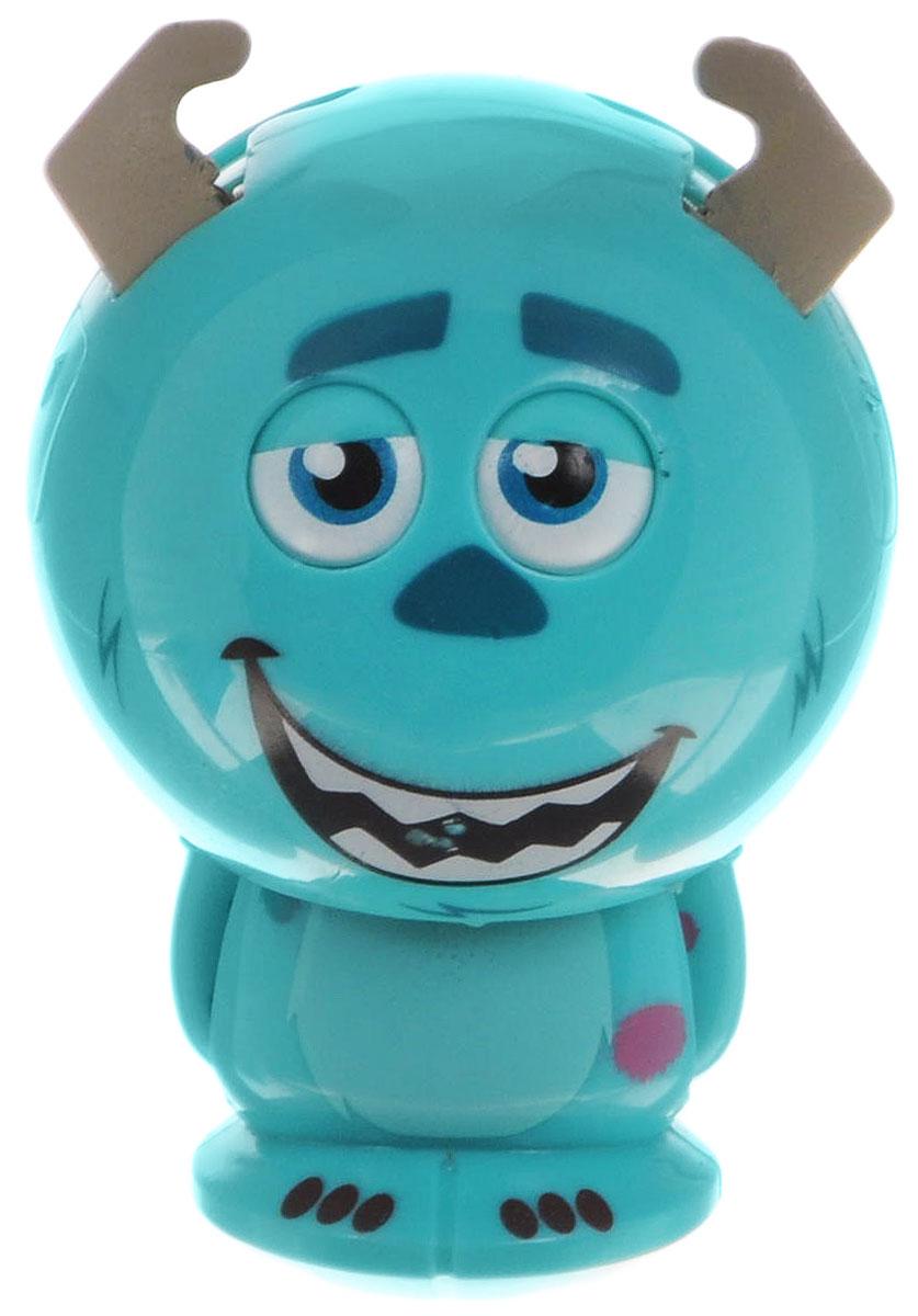 Zhorya Монстрик-крутыш Джеймс СалливанХ75342Монстрик-крутыш Zhorya - необычная игрушка, которая создана по мотивам мультфильма Университет монстров. Игрушка голубого цвета, с рожками на голове и веселой улыбкой. Милый и забавный монстрик находится будто в спячке (в собранном состоянии), пока его не положишь на специальную магнитную карту (в комплекте). Тогда игрушка просыпается и быстро раскрывается. Забавный инопланетянин станет самым необычным подарком для поклонника популярного мультфильма. Удивите ребенка таким оригинальным подарком.