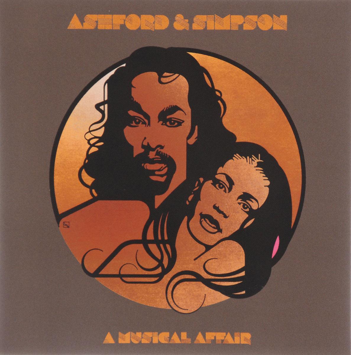 Zakazat.ru: Ashford & Simpson. A Musical Affair