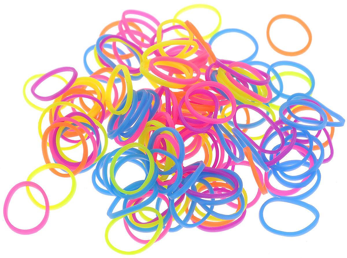 Rainbow Loom Набор резиночек Neon Mix 300 шт