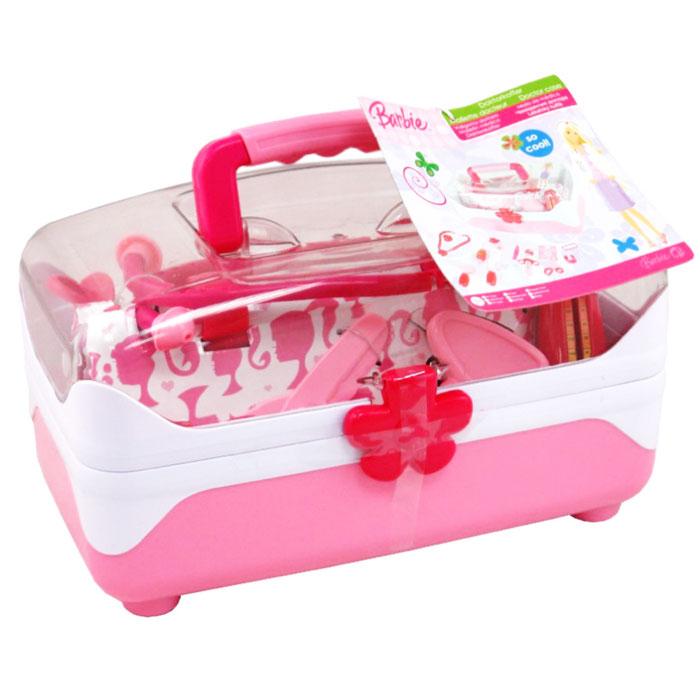 Klein Игровой набор Barbie Доктор 11 предметов