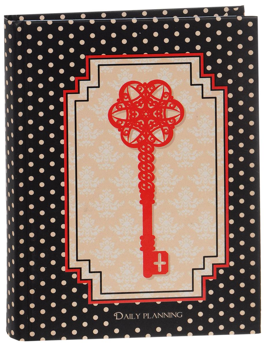 Listoff Ежедневник Ключ недатированный 160 листов ( ЕЖЛ16616015 )