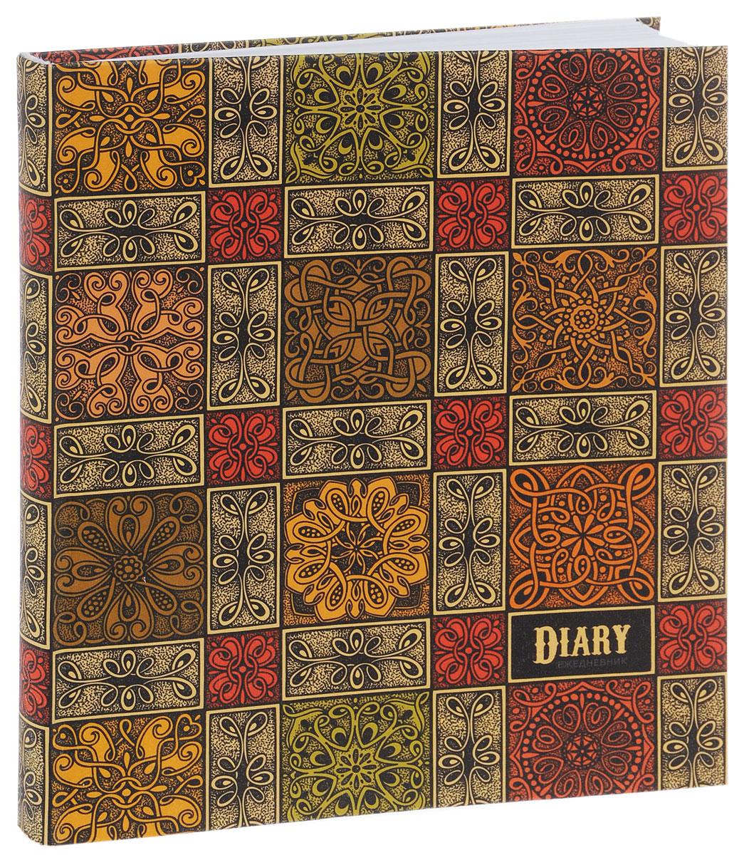 Listoff Ежедневник Мозаика недатированный 128 листов