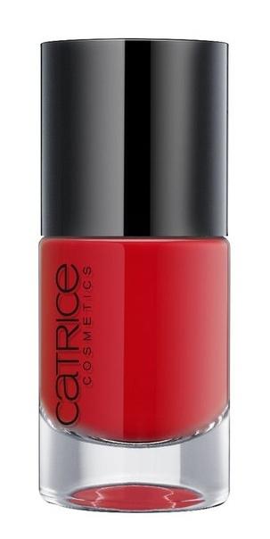 CATRICE Лак для ногтей ULTIMATE NAIL LACQUER 91 Its All About That Red красный, 10мл53937Уникальная текстура лаков для ногтей Ultimate Nail Lacquer обеспечит длительный глянцевый эффект и профессиональное нанесение