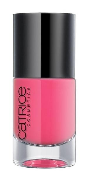 CATRICE Лак для ногтей ULTIMATE NAIL LACQUER 96 A Wink Of Pink розовый, 10мл53942Уникальная текстура лаков для ногтей Ultimate Nail Lacquer обеспечит длительный глянцевый эффект и профессиональное нанесение