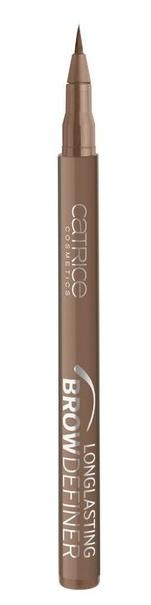 CATRICE Маркер для бровей Longlasting Brow Definer 040 Browdly Presents коричневый, 1мл