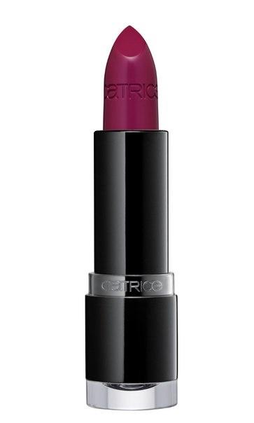 CATRICE Губная помада Ultimate Colour Lipstick 420 Plum Fiction сливовый, 3,8гр54408Высоко пигментированные, богатые оттенки идеальное покрытие и блеск, а также гладкая, сливочная и долгосрочные текстуры: цвет который длится в течение нескольких часов. Эта помада насыщена пигментами, поэтому подарит Вашим губам яркий цвет на целый день