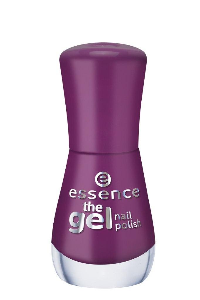 essence Лак для ногтей The gel nail пурпурный т.52, 8мл54171Лак для ногтей Gel Nail Polish, который совмещает в себе легкость нанесения и стойкий результат. Он на 60% превосходит по стойкости обычный лак для ногтей, дает максимальную защиту от сколов, длительный блеск, в то же время наносится так же легко, как и обычный лак, не требуя применения светодиодной или ультрафиолетовой лампы, а также легко удаляется с помощью жидкости для снятия лака. Инновационная технология с использованием ультратонких пигментов дает более интенсивный и стойкий цвет в сочетании с безупречным глянцевым блеском. Новые лаки для ногтей должны использоваться в сочетании с базовым слоем и верхним покрытием, все вместе давая отличный результат. Просто нанесите на ногти базовый слой и дайте ему полностью высохнуть, затем покрасьте ногти гелем для ногтей желаемого оттенка и тоже тщательно просушите. После этого нанесите верхнее защитное покрытие, и наслаждайтесь результатом! Легко удаляется с помощью обычного средства для снятия лака. Новые лаки для ногтей Essence Gel...