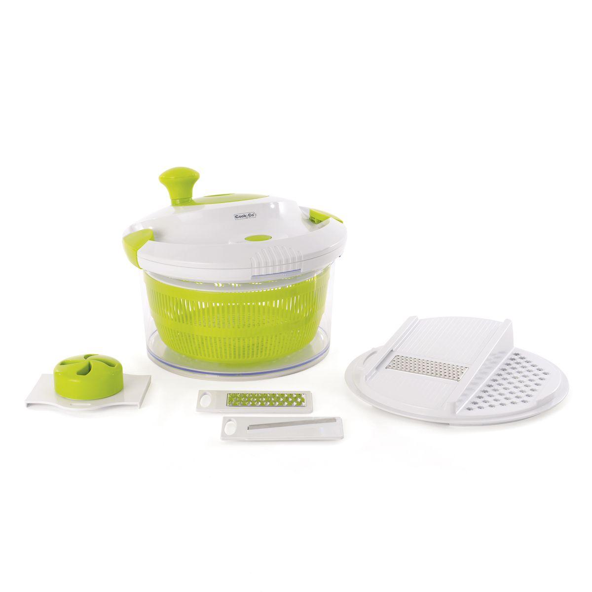 Набор для приготовления салата (миска, сушилка, терка). 2800112