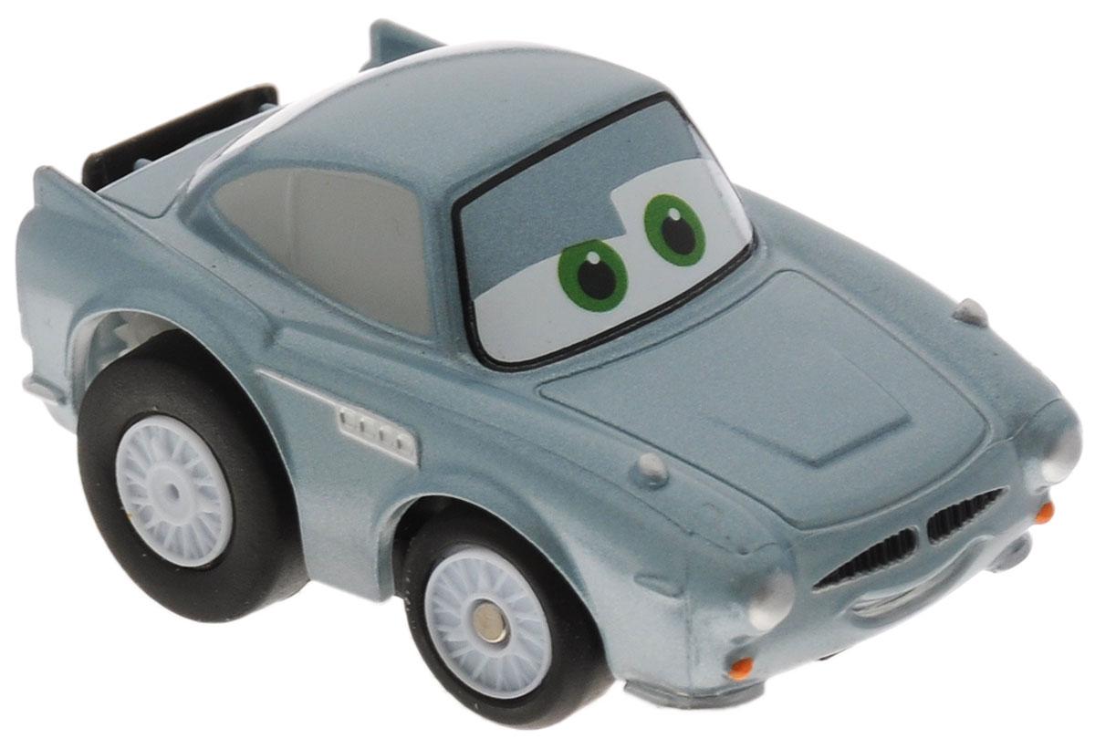 Dickie Toys Машинка на инфракрасном управлении Тачки Finn3089513_FinnМашинка на инфракрасном управлении Dickie Toys Тачки: Finn - это полная копия полюбившегося героя мультсериала Тачки шпионского автомобиля Финна. Игрушка может двигаться вперед, дает задний ход, поворачивает влево и вправо, останавливается.Точная настройка управления, 2 скорости, подзарядка от пульта дистанционного управления сделают игру комфортной и увлекательной. Машинка на инфракрасном управлении Dickie Toys Тачки: Finn станет отличным подарком поклоннику этого популярного мультфильма! Игрушка работает от встроенного аккумулятора. Для работы пульта управления необходимы 4 батарейки типа ААА (не входят в комплект).
