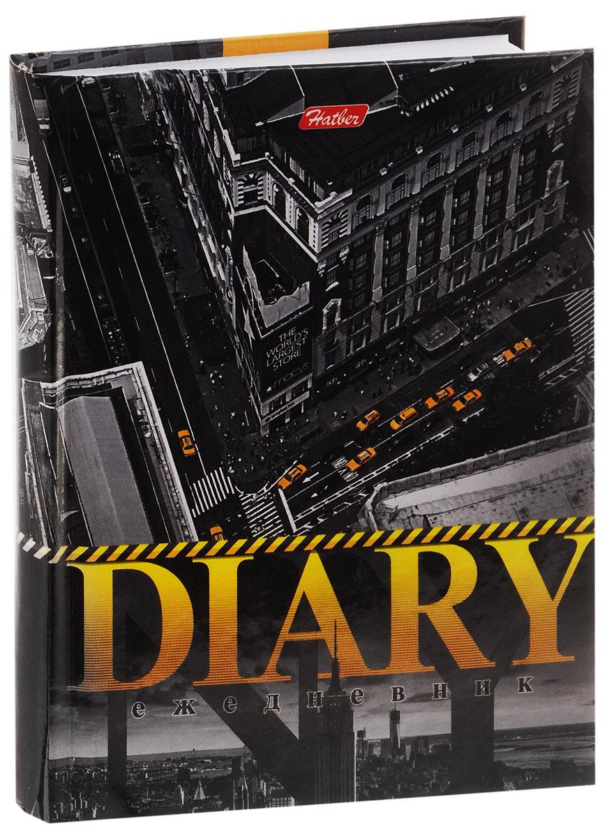 Hatber Ежедневник New York недатированный 160 листов