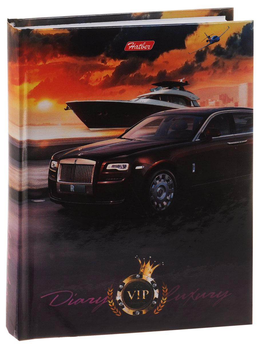 Hatber Ежедневник Luxury недатированный 160 листов