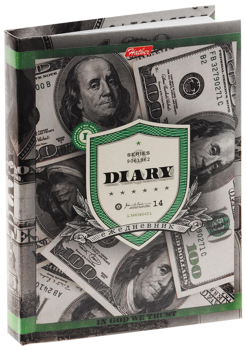 Hatber Ежедневник Money недатированный 160 листов ( 160ЕдL6_12741 )