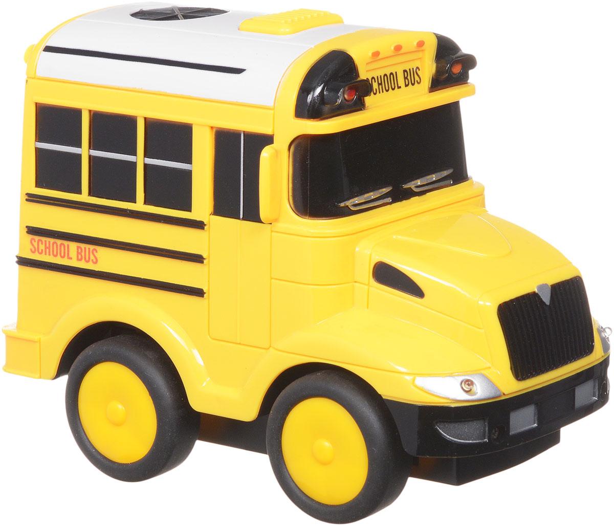 Zhorya Школьный автобус на радиоуправлении